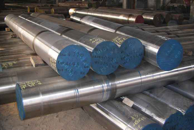 ASTM/AISI Standard Alloy Round Bars