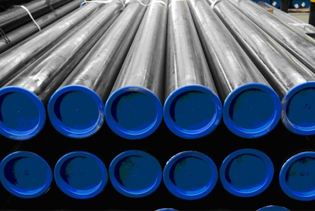 DIN17175 Alloy Pipes